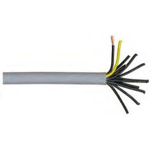Multi-núcleo PVC blindado cabo de controle flexível 300 / 500V e 450 / 750V