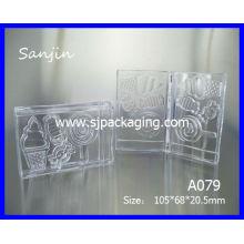 Logo lipgloss container tubos duros de brillo de labios