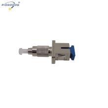 bride d'atténuateur de fibre optique de mode unitaire FC-SC adaptateur de coupleur mâle-femelle femelle simplex sc / adaptateur apc