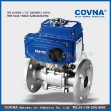 2-ходовой автоматический шаровой кран Клапаны для автоматического управления, HVAC, очистки воды