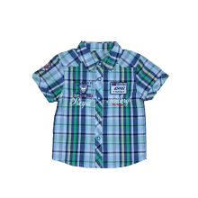Cotton Boy Shirt in Kids Clothes (BS026)