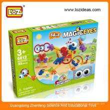 Пластик DIY развивающие игрушки для детей, развивающие игрушки, оптовая образовательная игрушка