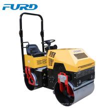 Mini rodillo compactador de 1000 kg con motor diésel (FYL-880)