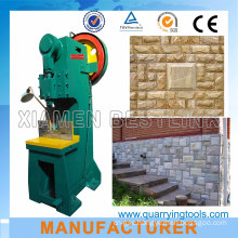 Soft Marble Breaking Machine for Split Natural Face