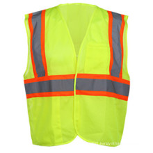 High Visibility Workwear Reflective Satety Vest