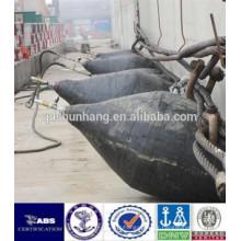 Tube de roulement gonflable pour bateau de drague fabriqué en Chine