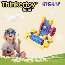 Дети Мини Пластиковые образования Интеллектуальные Поезд Компас игрушки