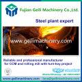 Sistema de control eléctrico / Equipo auxiliar para planta de acero