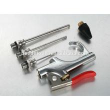 5 piezas de herramientas neumáticas de Kit de accesorios de aire de alta calidad