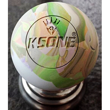 2018 New Design Natural Rubber Lacrosse Ball