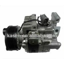 OE # C236-61-450E PV6 panasonic R134a compressor de corrente alternada para MAZDA M5