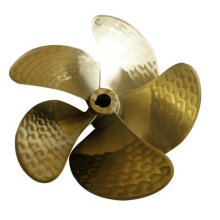 5 blades vessel propeller Boat Propeller(diameter 1067MM) solas marine ship propeller