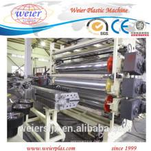 línea de producción de piso amplio impermeable de pvc 2000mm
