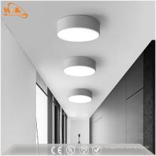 3 años de garantía imán superficie montada ronda LED luz de techo