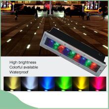 Hohe Helligkeit Wasserdichtes Aluminium LED begrabenes Licht