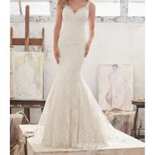 2017 Sexy Beach Wedding Dress Gown Lace Latest Dress Designs Fotos
