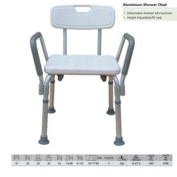 Banc de douche en aluminium PE Seat