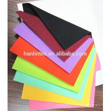 TC 45*45 110*76 good quality poplin plain pocketing lining fabric shirt fabrics