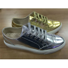 Chaussure PU Summer Shine Gold Color PU