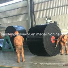 Oil Resistant Rubber Conveyor Belting