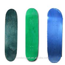 machen Sie Ihre eigenen skateboards oem Skateboarddecks und Zusätze