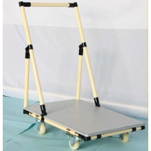 Hand Cart by Pipe Rack System