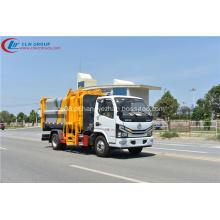 Venda de fábrica de caminhão de resíduos de cozinha DFAC Euro 6