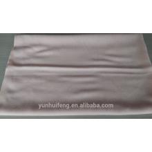 Soft fashionable solid mercerized wool shawl