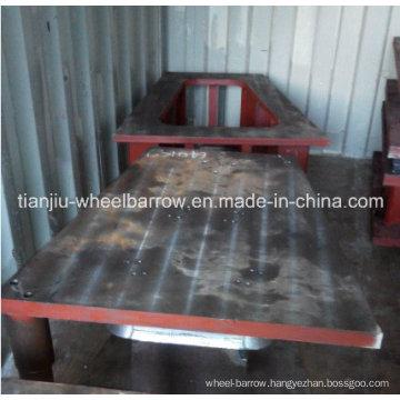 60L Sri Lanka Wheelbarrow Tray Wb3800 Moudle