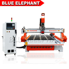 1530 Atc 4 Axis CNC Router, CNC Wood Router Engraving Machine for Mold, Door, Cabinet, Cylinder