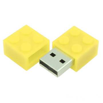 Cube USB Flash Drive Colorido
