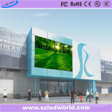 Panneau polychrome extérieur d'écran de visualisation de la publicité P8 LED d'IP65