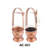 New Hookah Accessory High quality Stainless Hookah Shisha Charcoal Basket