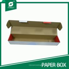 Fabrik-kundenspezifische Hochleistungs-Pappschachtel für die Achsen-Verpackung