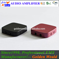 Stereoverstärker Kopfhörerverstärker Akkuverstärker