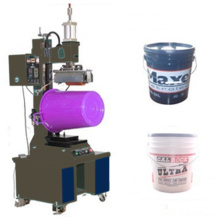 Pneumatic Cylindrical Heat Transfer Machine for Bucket