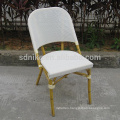 TC-(7) Modern teslin fabric chair/ textile dining chair