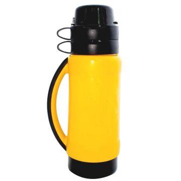 Garrafa de vácuo de plástico e garrafa térmica 1,0L