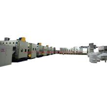 Línea de producción de sustrato sintético no tejido (YYL)
