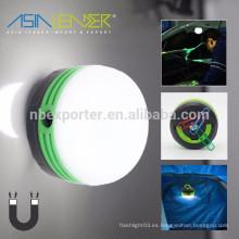 3 Brillo LED Camping Lantern Luces de emergencia