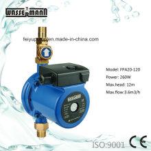 FPA-automatische Warmwasser/kalt Wasser Booster Umwälzpumpe