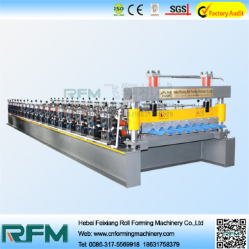 Steel Panel Cold Roll Forming Machine