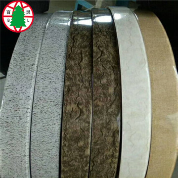 Bandas de borde de PVC de 0.3-0.8 mm