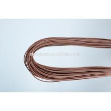 2015 Modern decorative silicone rubber cord