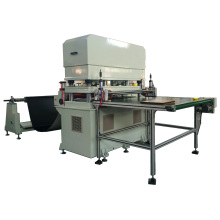 Fabric Roll Cutting Machine