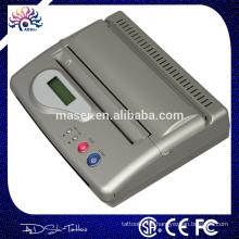 Máquina térmica do tatuagem da copiadora / fabricante do estêncil do tatuagem Máquina fax do tatuagem