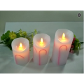 Color Changing LED Candle Màu đỏ