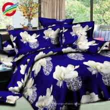 beautiful 100% cotton 3d printing bedding sheet sets