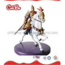 Chinesisches Krieger Plastikspielzeug (CB-PF026-S)