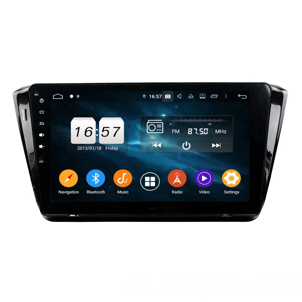 car stereo for Superb 2015-2019